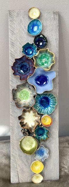 "Ceramic Coral Reef 5"" x 18"""
