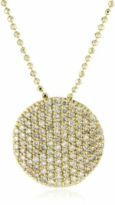 "Phillips Frankel ""Affair"" Infinity Champagne Diamond Necklace"