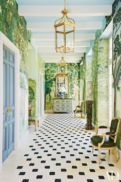 Hallways We Love That Were Designed By The 2016 AD100 Photos | Architectural Digest