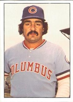 1978 TCMA Columbus Clippers #8 Fernando Gonzales Front