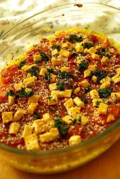 Nagyon szeretjük a kukoricadarát, főképp édesen. Valamelyik nap arra gondoltam, sósan készítem el.  Hozzávalók:   15 dkg kukoricadara  térf...