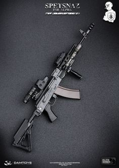 DAMTOYS AK74M TACTICAL