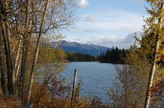Waiting for Autumn Colors River Road image ©MK McClintock