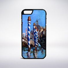 Edouard Manet - Grand Canal In Venice Phone Case – Muse Phone Cases