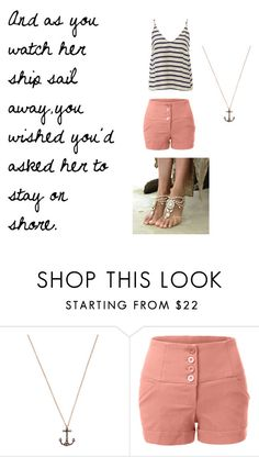 """Untitled #420"" by katelyn-style ❤ liked on Polyvore featuring Annoushka, LE3NO and Astr"