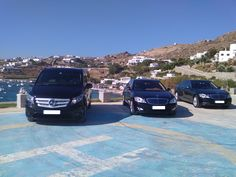 Our fleet of air conditioned luxurious Mercedes-Benz vehicles for Athens private tours, Airport transfers, Piraeus port private tours. Athens Airport, Mini Bus, Mykonos, Taxi, Tours, Minivan
