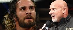 During an appearance on ESPN 2's First Take, the hosts Stephen A. Smith, Max Kellerman and Molly Querim showed footage of Seth Rollins saying he could take Goldberg because he is past his prime. Goldberg would go on to joke…