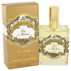 Annick Goutal Eau D hadrien Cologne Men 100ml EDT Spray   Eau d'hardrien by annick goutal was launched in 1981 as a refined fruity fragrance for men. Still masculine, this aroma possesses a blend of crisp citrus with a hint of wood. Eau d'hadrien is recommended for evening wear. This flask contains 100ml or 3.4 oz. of Eau de Toilette.