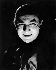 Bela Lugosi / Count Mora - Mark of the Vampire, 1935 Sci Fi Horror, Horror Art, Jorge Guzman, Graf Dracula, Lugosi Dracula, The Frankenstein, Famous Monsters, Real Monsters, Horror Monsters