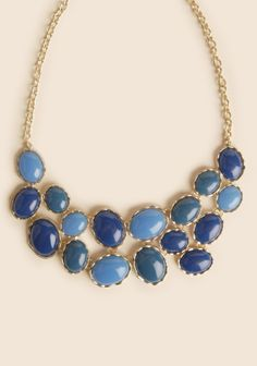 Lakeside Rendezvous Necklace at #Ruche @Ruche