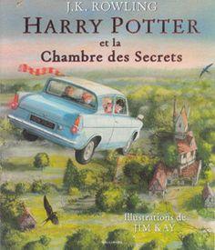 Harry potter et la chambre des secrets folio junior - Harry potter et la chambre des secrets livre ...