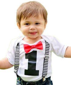 f188c0cc83f5 Smash Cake Outfits Baby Boy Black Chevron Red Bow Tie – Noah's Boytique  Birthday Cake Smash