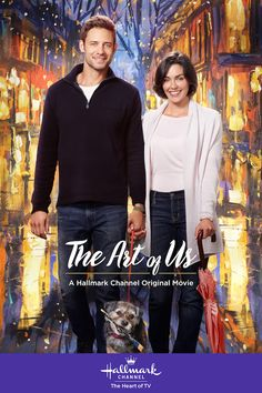 The Art of Us starring Taylor Cole and Steve Lund and introducing Vincent the dog!