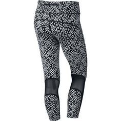 Nike Epic Lux Printed Running Crops Nike Epic Lux Printed Running Crops. Brand new with tags. No trades. Nike Pants Ankle & Cropped