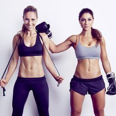 15 incredible inspiring fitness girls to follow on Instagram for all your workout motivation. #motivation