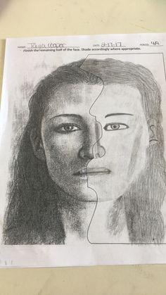 Portrait drawing 2/24/17