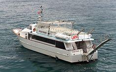 Positano Jet - Ferry Amalfi Positano to Capri schedule