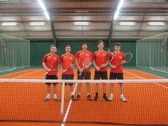 @Genesisnic - Chester uni tennis team looking the part! @Chester_Tennis @UoCTeamChester #teamgenesis #teampuma pic.twitter.com/DxSCS8KAf7