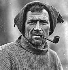 Tom Crean, Arctic Explorer // member of Shakleton's 1915 expedition
