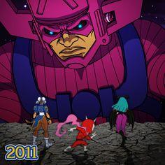 2011 - Marvel Vs. Capcom 3 by Jiggeh