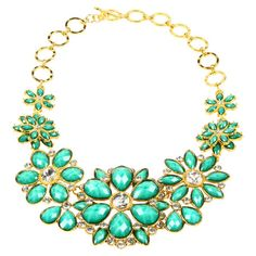 Paragano Necklace in Turquoise