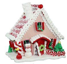 Kurt Adler LED Lightup Gingerbread House Kurt Adler…