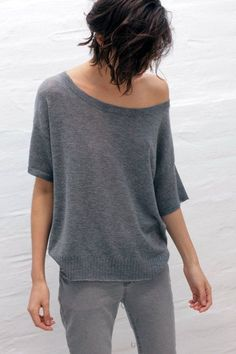 drapey tee | spring outfit