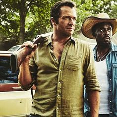 Books: The Odd Couple: How Joe R. Lansdale dreamed up Hap and Leonard