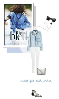"""// 596."" by lilymcenvy ❤ liked on Polyvore featuring WearAll, H&M, Sole Society, Chanel and Torrid"