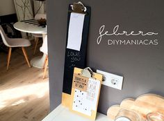 Art y la Srta. Juliet blog de decoración e interiorismo y lifestyle | Mi Moodboard DIY. #Dimanicas Febrero.