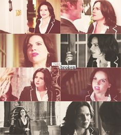 Once Upon a Time. Regina