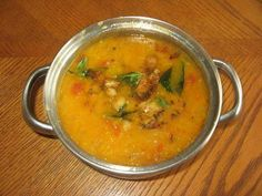 Indian Recipes - Dal - Daal - Dhal Varieties Vegetarian Gravy, Vegetarian Comfort Food, Vegetarian Recipes, Vegetarian Burgers, Easy Indian Recipes, Asian Recipes, Ethnic Recipes, Soup Recipes, Cooking Recipes