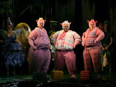 Shrek, Costumes- pigs