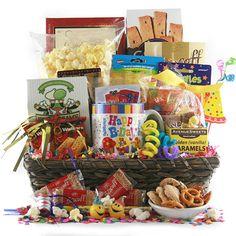 BEST Birthday Gift Basket  $81.95