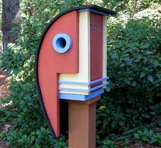 Designer Birdhouse