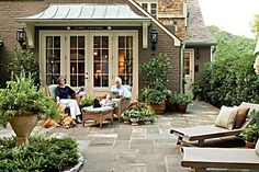 The Dining Room - Norman Askins' Mountain Cottage - Southern Living