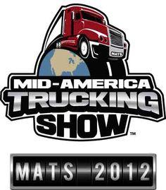 Brand/Design Development Winners  (tie) Exhibit Management Associates  Mid-America Trucking Show  Over 150,000 nsf