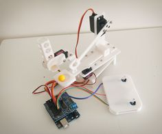 Arduino Robot Catapult
