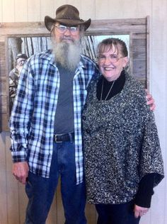 Si and his woman