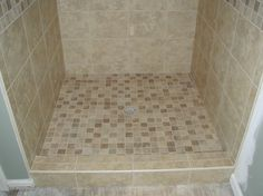 Marvelous How To Tile A Shower Floor With River Rock and how much does it cost to tile a shower floor