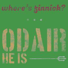 Where's Finnick? by Katie Lanier