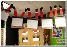 The First Grade Parade: A Little Q, Christmas in My Classroom,  GRINCH DAY!!!