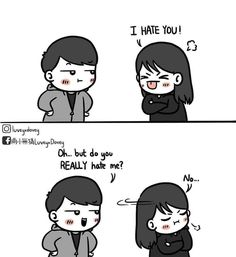 How to Make Money Love Cartoon Couple, Cute Couple Comics, Comics Love, Cute Couple Art, Cute Comics, Cute Couples, Love Smile Quotes, Feeling Loved Quotes, Relationship Comics