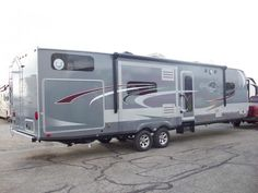 New 2015 open range roamer 310bhs 4 slide bunkhouse travel trailer not actual pics of unitthis bunkhouse has 4 slides outs the first slide is in the main bedroom for the wardrobe sciox Gallery