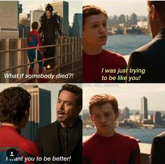 Spider-Man homecoming Tom Holland and Robert Downey jr