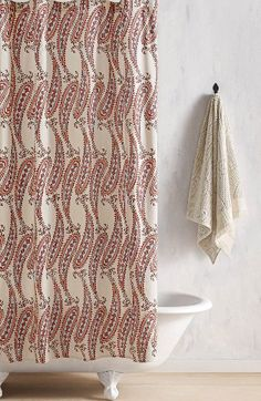 Free Shipping And Returns On John Robshaw Naji Shower Curtain At Nordstrom.com.  Intricate
