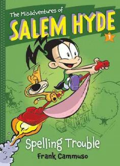 CountyCat - Title: The misadventures of Salem Hyde. 1, Spelling trouble