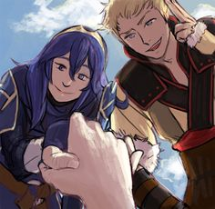 There are better places to take a nap then on the ground ya know. Owain Fire Emblem, Fire Emblem Fates, Fire Emblem Awakening, Take A Nap, Cool Art, Concept Art, Geek Stuff, Fan Art, Nintendo Games