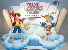 Tokyo One Piece Tower!!! Wait for me!!!!