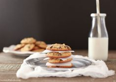 Best Chocolate Chip Cookies Paleo and Low Carb version. My favorite chocolate chip cookie recipe that has a wonderful texture and awesome taste!